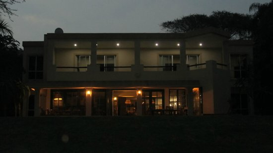 Eden River Lodge: Warm summer's night