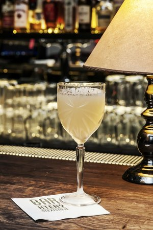 Bar Ktery Neexistuje : Most populare signature drink so far -