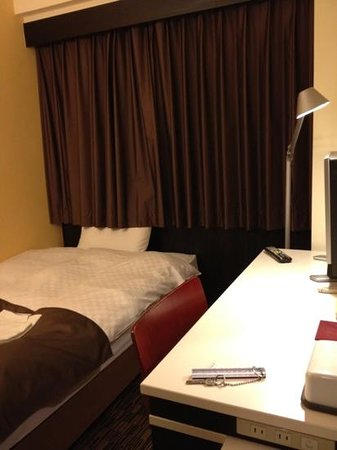 Fushimi Mont-Blanc Hotel : single room