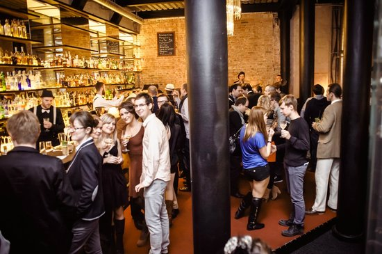Bar Ktery Neexistuje: Official opening night - 15.12.2012