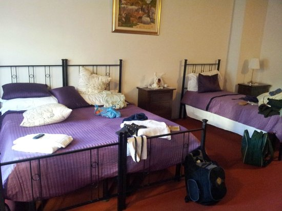 Antica Dimora San Jacopo: 3 bed room