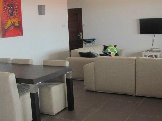 Boca Gentil Villas & Apartments: boca gentil apartment living room