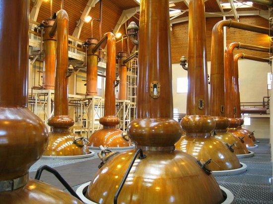 Atholdene House: Glenmorangie Distillery