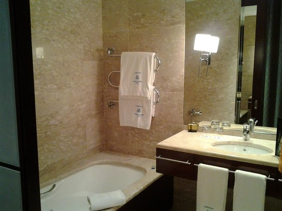 Eurostars Grand Marina Hotel: bathroom