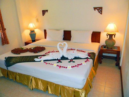 Thai Ayodhya Villas & Spa: Спальня