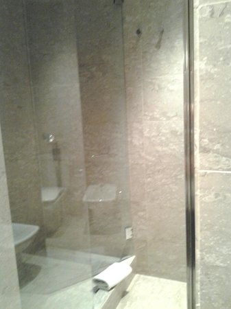 Eurostars Grand Marina Hotel: shower room