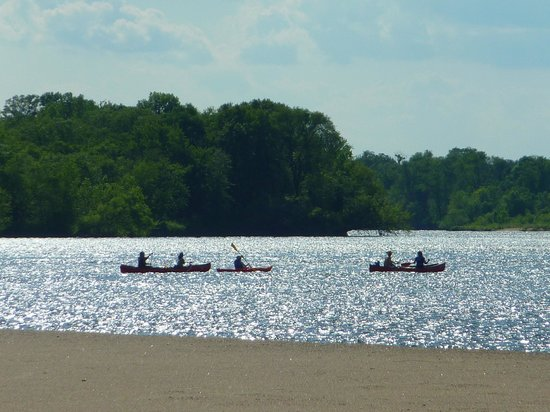 Wisconsin Canoe Company: Late afternoon paddling