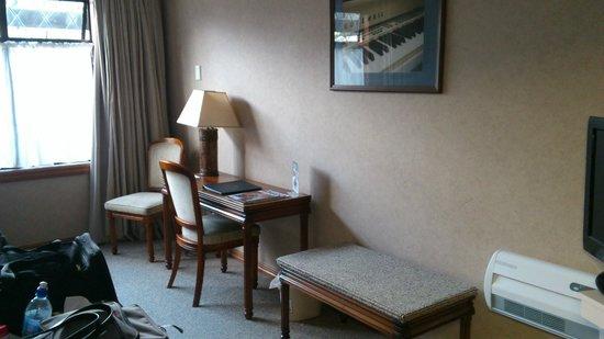 Hotel Coachman: Hotel room
