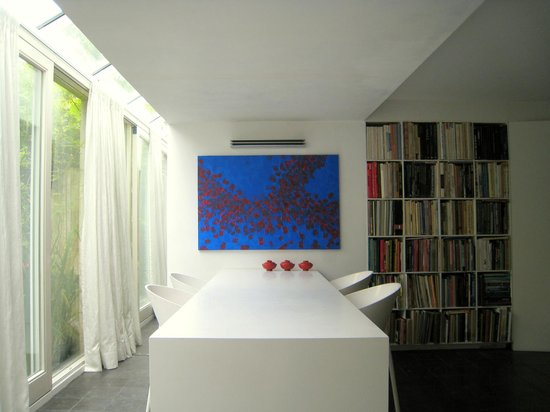 Appartement Maurits: dining room