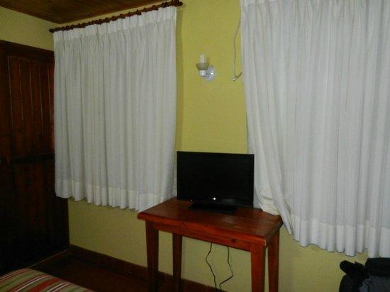La Sorgente Hotel Posada: Bedroom