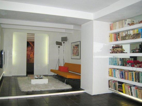 Appartement Maurits: modern apartment