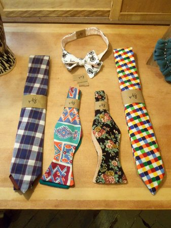 ReCreate : Hand made ties!