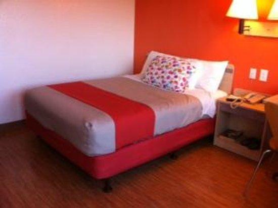 Motel 6 San Angelo: Bright & Attractive room!