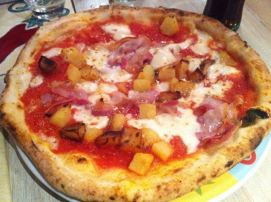 Rossopomodoro : Pizza Cafuncella