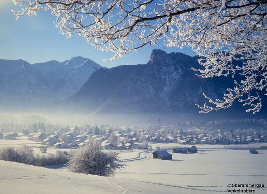 Germany: Oberammergau