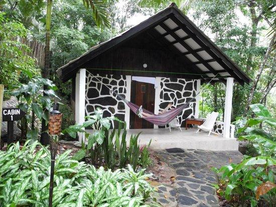 Black Rock Lodge: Cabin 1