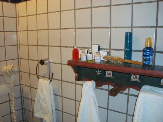 Porto Pacuiba Hotel: Banheiro- Suíte Pacuíba