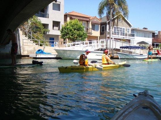 Kayaks On The Water Long Beach 2020