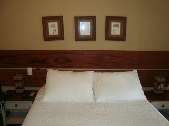Porto Pacuiba Hotel: Interior do quarto -Suíte Pacuíba