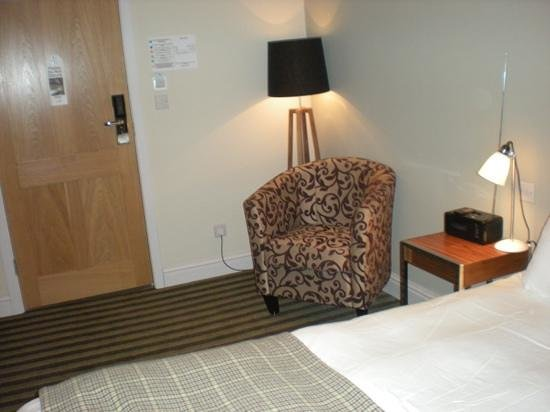The Blue Boar Hotel: room