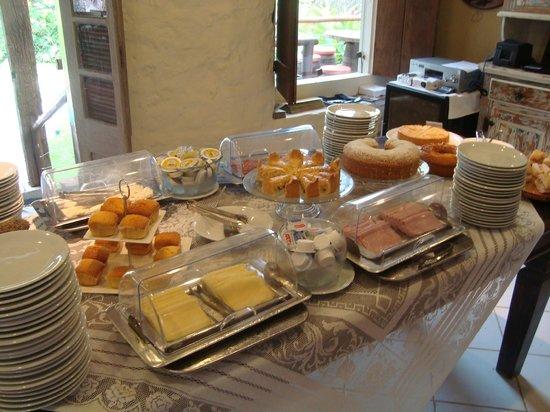 Porto Pacuiba Hotel: Café da manhã