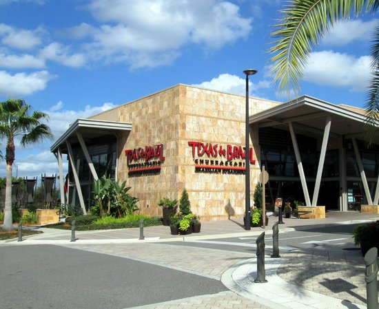 Texas de Brazil is just south of International Mall
