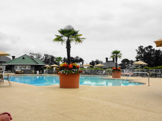 Kingsmill Resort: Pool view
