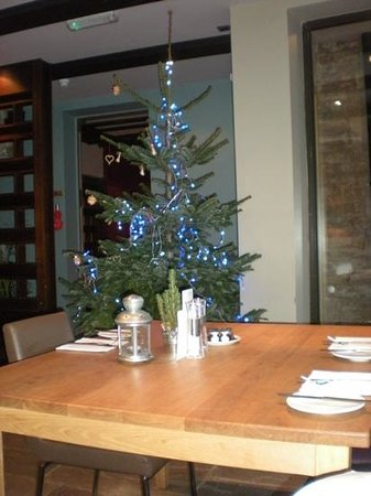 Blue Boar Witney: restaurant