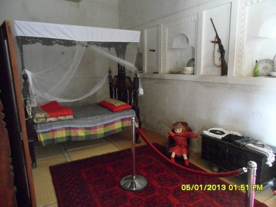 Bait-al-Naboodah Museum: interno