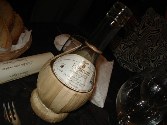 Park Hotel Cilento: in vino...