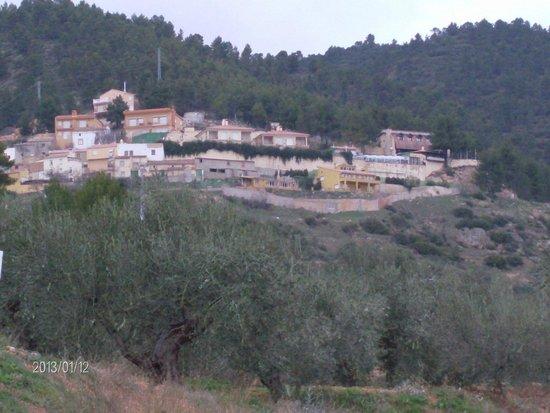 Residencial Turístico VegaSierra: casas de hachas