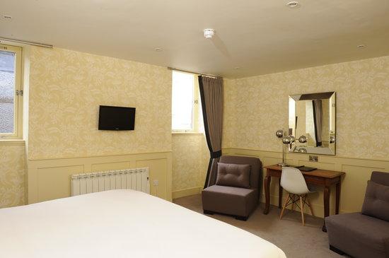 Brooks Hotel Edinburgh: Family Room