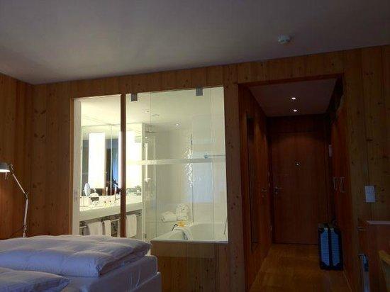 schlabbrige rotbarbe auf undeffinierbarer so e bild von das kranzbach kr n tripadvisor. Black Bedroom Furniture Sets. Home Design Ideas