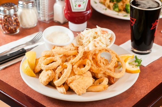 Dockside Restaurant: Fish & Chips