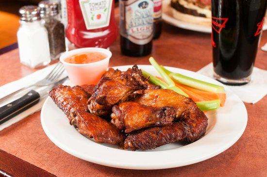 Dockside Restaurant: Chinese Wings