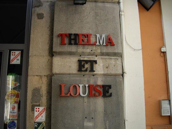 Thelma et Louise : Thelma & Louise