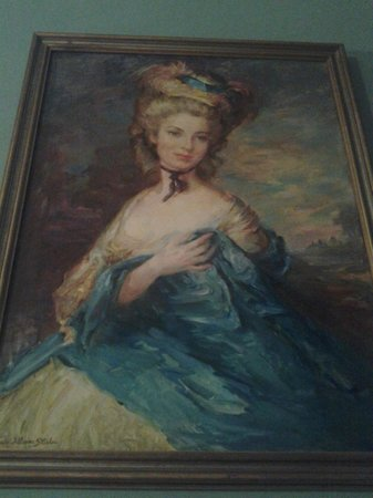 The Twelve Oaks Bed & Breakfast: Gorgeous Paintings