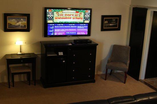 Hotel Catalina Flat screen TVs