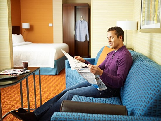 Fairfield Inn & Suites Hutchinson: Stay connected