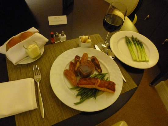 Trump International Hotel Las Vegas: Excellent room service.
