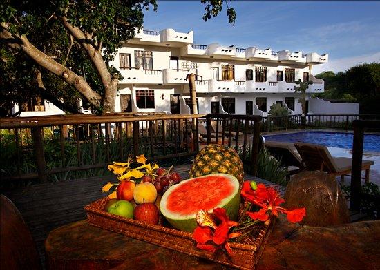 Hotel Fiesta: vista habitaciones