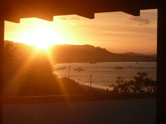 Hotel Maratea Mare: vista desde el depto