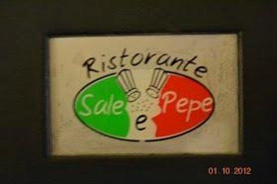 Ristorante Sale e Pepe : ristorante- excellent
