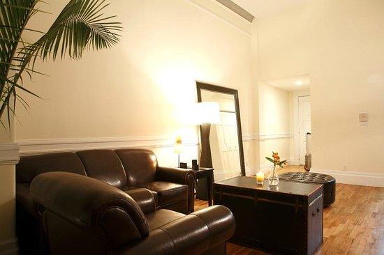 I Love Dormitory : アパートメントホテル (リヴィング)