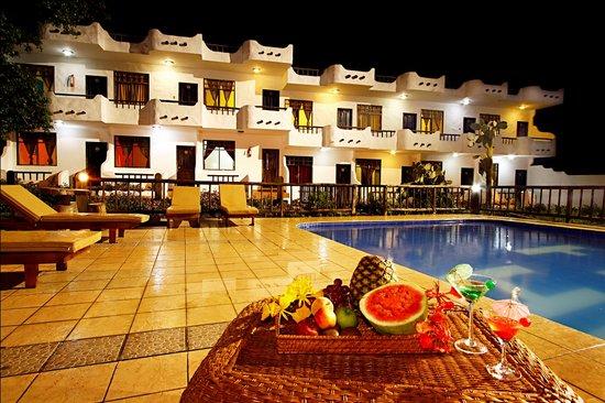 Hotel Fiesta: vista habitaciones 2