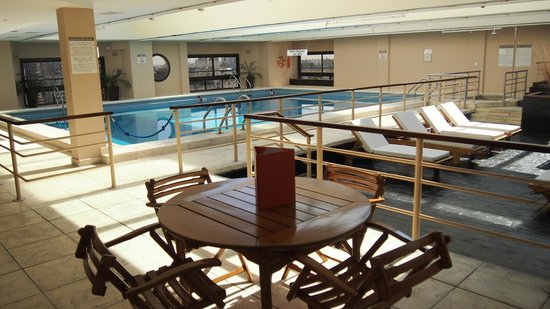 Sheraton Libertador Hotel: Pool area