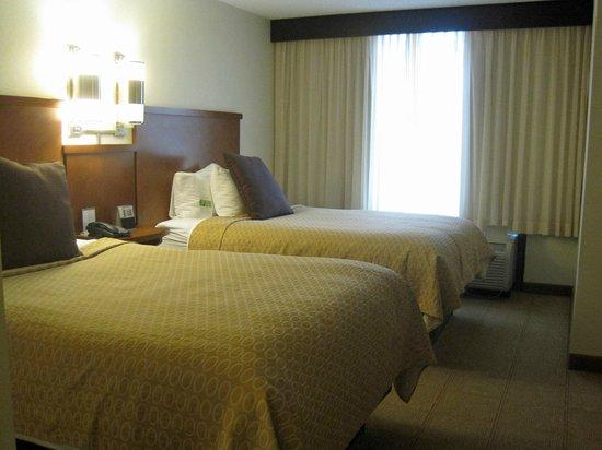 Hyatt Place Nashville/Opryland: 2 double beds