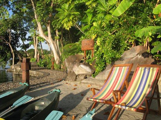 Jicaro Island Ecolodge Granada: Your arrival to the island