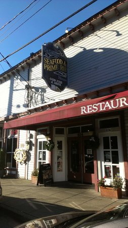 La Conner Seafood & Prime Rib: MUST VISIT