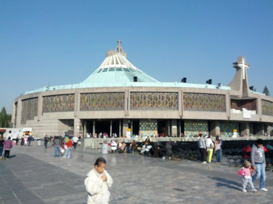 Journeys Beyond the Surface Popular Culture Tours: Basilica de Guadalupe